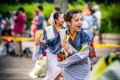 2014_08_24_Super_Yosakoi_Select_B015_HD (Nigal Raymond) Tags: japan canon harajuku   matsuri meiji      tky jing omotesand 100tokyo cooljapan nigalraymond wwwnigalraymondcom 5d3  genkimatsuri