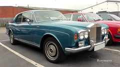 1976 Rolls Royce Corniche (Rorymacve Part II) Tags: auto road bus heritage cars ford sports car truck volkswagen automobile estate transport rollsroyce historic motor saloon compact fordtruck roadster motorvehicle volkswagencorrado rollsroycecorniche
