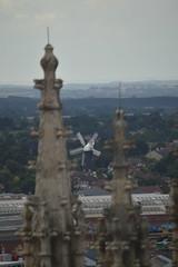Holgate Windmill from York Minster