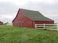 Barn near Krem, ND (Germans from Russia Heritage Collection, NDSU) Tags: barns farms mercercountynd kremnd
