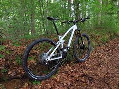 CANYON Spectral AL 9.9 SL (twinni) Tags: salzburg bike austria sterreich frost mtb 29 weiss biketour heuberg weis twentyniner mw1504 dwendinaina 29082014 canyonspectralal99sl