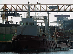 Beka 3 (IMO 7235551) (Parchimer) Tags: schiff cuxhaven supplyvessel versorger tugsupplies