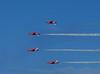 "Red Arrows 'Mirror Pass' (Longreach - Jonathan McDonnell) Tags: ireland sky clouds newcastle hawk redarrows raf britishaerospace royalairforce aerobaticteam baehawk militarydisplay justclouds dsc0455 ""northernireland"" ""airshow"" ""airdisplay"" ""codown"" ""newcastlecodown"" ""festivalofflight"" ""newcastlefestivalofflight"" ""newcastlefestivalofflight2014"""