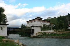Rinchenpung Dzong, Paro, Bhutan