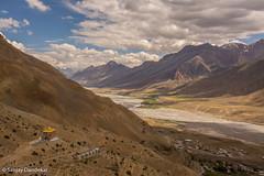 DSC_0179 (Sanjay Dandekar) Tags: landscapes monk wideangle monastery lama himalaya spiti 70200f4 kimonastery spitiriver buddhistculture d5000 1024mm d5200 himalayansky keegompa