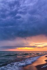 Point Pelee Sunset