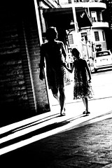 Dont walk with strangers (Fr3dd3rico) Tags: dark kid scary fear stranger trust scare federico buio bambina sconosciuto paura violenza spaventoso pauroso fidarsi fr3dd3rico
