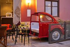 (#2.394) Nafplio / Greece (unicorn 81) Tags: restaurant sommer greece grecia griechenland nafplion reise nafplio lokal gaststtte peloponnes  argolis