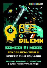 DILEMN // BOXON LOCAL TOUR