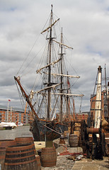 Gloucester Docks (Treflyn) Tags: new uk se
