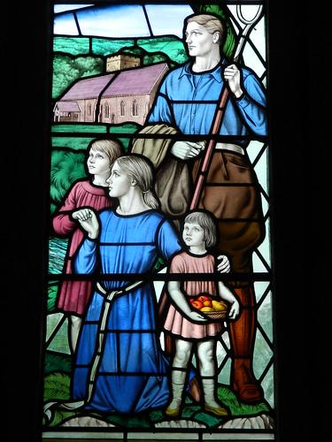 Clungunford: Church of St Cuthbert (Shropshire)
