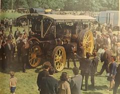 Stradbally 1969 (Robinson_Luzo) Tags: old ireland people color 1969 steam oldphoto steamengine steamrally stradbally laois irishsteam irishsteampreservationsociety