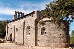 Saint-Martin-du-Cardonnet - Aumelas (DavidB1977) Tags: france nikon chapelle 18105 languedocroussillon hrault d90 aumelas saintmartinducardonnet