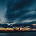 Charlevoix Sunset Panorama