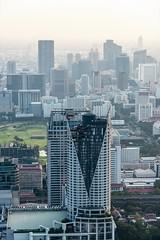 Bangkok (denis.senkov) Tags: city trip travel sunset architecture thailand nikon cityscape skyscrapers bangkok      nikond800