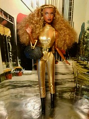 Ms. Adéle (dominiquemakeda) Tags: brown black fashion toys photography ryan d jordan monroe and dominique makeda ira adele royalty styling anja divas korinne integrity krixx