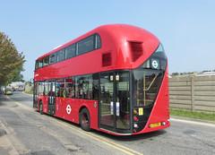 AL LT198 - LTZ1198 - DT GARAGE - SUN 7TH SEPT 2014 (Bexleybus) Tags: bus london garage year boris dt dartford the arriva of yotb borismaster lt198 ltx1198