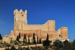 Castillo de Villena. (Iabcstm) Tags: iabcselperdido iabcstm iabcs elperdido