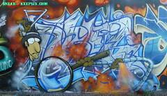 Dre7 (The_Real_Sneak) Tags: streetart canada festival graffiti graf ottawa magnifyingglass urbanart gatineau spraypaint 819 hull graff jam dre 343 2014 613 houseofpaint inspectorgadget graffitijam graffitifestival nationalcapitalregion keepsixcom wwwkeepsixcom dre7