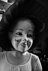 (M J Adamson) Tags: newzealand mannequins dolls creepy nz otago waikouaiti theoddity