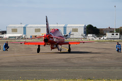 The Royal Air Force Aerobatic Team The Red Arrows (NTG's pictures) Tags: show red airport team force hawk air royal arrows british blackpool southport t1 aerospace aerobatic the