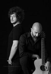 FUORI CORSO (Aristide Mazzarella) Tags: portrait blackandwhite musician musicia