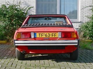 1981 FIAT X1/9 5-speed Series-2