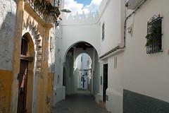 Street in the Kasbah, Tangier, Morocco (rmk2112rmk) Tags: streetinthekasbah tangier morocco kasbah street tangiers