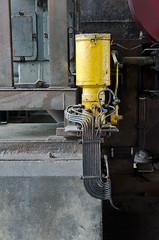 Zeche Zollverein 4 (juergen_gryska) Tags: zeche zollverein architektur essen industriedenkmal gelb
