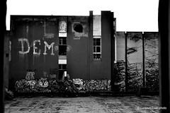 _DSC2251 (Lorenzo Luzi) Tags: allaperto blackandwhite blancoynegro noiretblanc decay abandonedplace abandoned factory lluziph bianconero light luci silhouette broken urban urbanexplorer giocodiluci ombre ombra dark