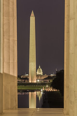 National Mall DC (robertdownie) Tags: pool monument usa washington united states america obelisk national mall congress district columbia reflection dc