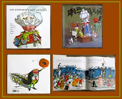 The Emperor's New Clothes (dog.happy.art) Tags: bok childs childrens fable emperorsnewclothes hanschristiananderson