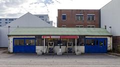 A Little Bit of Russia (R. Engelsman) Tags: lukoil express fillingstation gasstation petrol benzine diesel benzinepomp tankstation waalhaven nijmegenstraat rotterdam rotjeknor 010 netherlands nederland holland nl