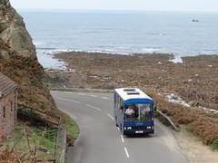 Tantivy 23 (Coco the Jerzee Busman) Tags: tantivy blue coach bus tours jersey uk channel islands
