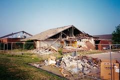 Destroyed Retirement Home (Stabbur's Master) Tags: destruction decayed abandonedbuildings abandoned derelictbuildings cordelloklahoma
