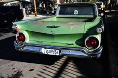 Green and red (ADMurr) Tags: la eastside car ranchero ford leica m 35mm digital