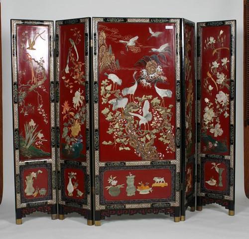 Oriental Folding Screen ($308.00)
