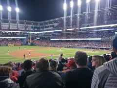 20161014_201047_Richtone(HDR) (reddawg5357) Tags: progressivefield clevelandindians cleveland clevelandohio chiefwahoo alcs indians tribetown tribetime mlb baseball bluejays