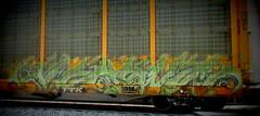 versuz KOG (timetomakethepasta) Tags: versuz kog freight train graffiti art autorack ttx
