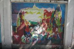 Street Art, Manila, Phlippines (ARNAUD_Z_VOYAGE) Tags: islands island phlippines landscape boat sea southeast asia city people volcano amazing asian moutains sunset street action jeepney car province manila building intramuros municipality capital trafic jam