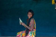 Combing Hair (Padmanabhan Rangarajan) Tags: araku villagers tribal rural india vizag valley nature scenery portraiture paddy