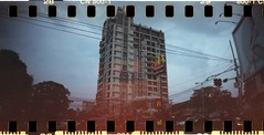 where i live (vinskatania) Tags: colornegative bandunganalog colornegative800 cn800 lomo film filmphotography lomographysprocketrocket sprocketrocket simpangdago dago