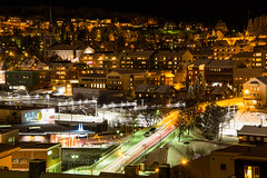 (Hamster620) Tags:   norway narvik  night  architecture  city