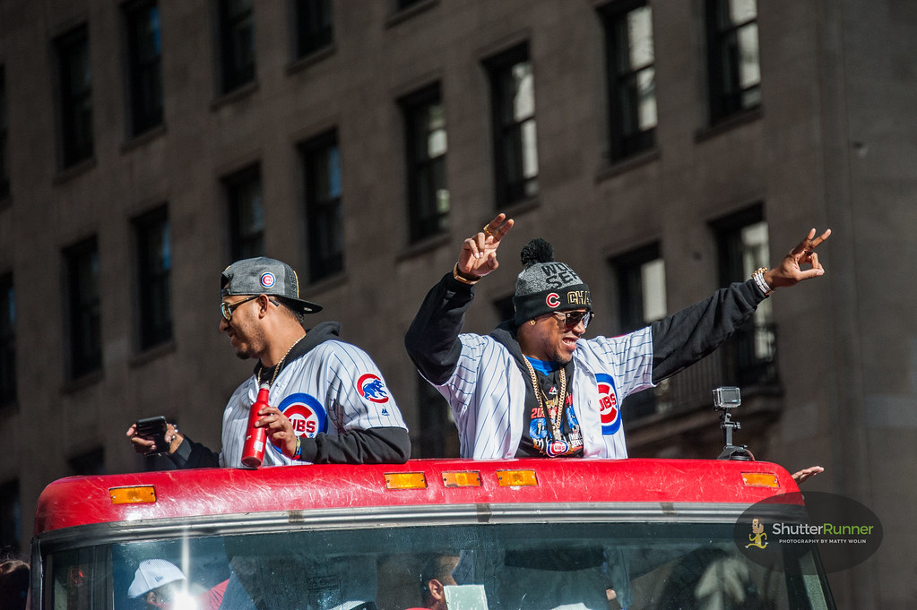 The Chicago Cubs World Series Championship Parade