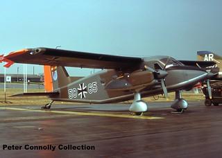 Dornier DO-28-D2, Upper Heyford