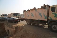 عمليات الاغاثة وتقديم المساعدات الى العوائل النازحة من مختلف قرى ومناطق محافظة #نينوى (24) (جمعية الهلال الاحمر العراق) Tags: نينوى مساعداتانسانية مساعدات موصل