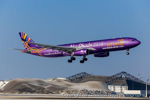 A6-AFA : Visit Abu Dhabi 2014
