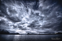Clouds (Usstan) Tags: costal winter møreogromsdal mountains cold norway seasons blue otherwordly monochrome bjerkneset bw landscape lens serene westcoast outdoor 816mm clouds fjord locations wideangle snow water volda norge sigma sky colors shadows sunnmøre skyline d7000 nikon
