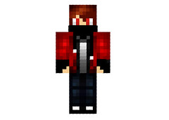 Marcel Skin (MinhStyle) Tags: minecraft game online video games gaming