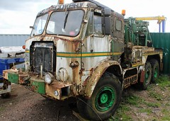 EHJ 150H (Nivek.Old.Gold) Tags: 1970 aec militant mkiii recovery truck